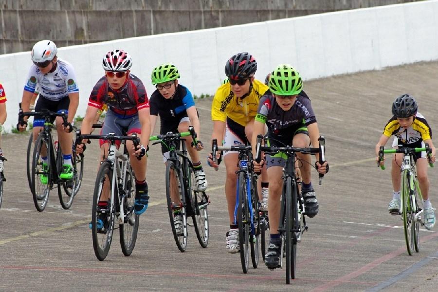 IBahnrennen in Mannheim