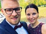 Herzlichen Glückwunsch Katja und Benni