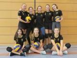 Volleyball Mädchen sichern sich den 2. Tabellenplatz