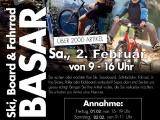 Ski-/Board- und Fahrradbasar am 02.02.2019