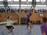 Trotz Niederlage - starke Leistung der TURA-Volleyballer